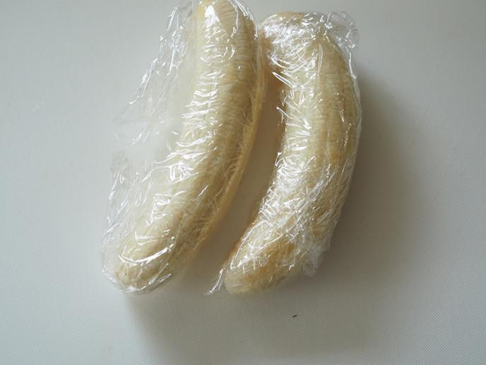 冷凍 ごと バナナ 皮 バナナって冷凍すると栄養値があがるってホント!?冷凍方法やおすすめの食べ方は?